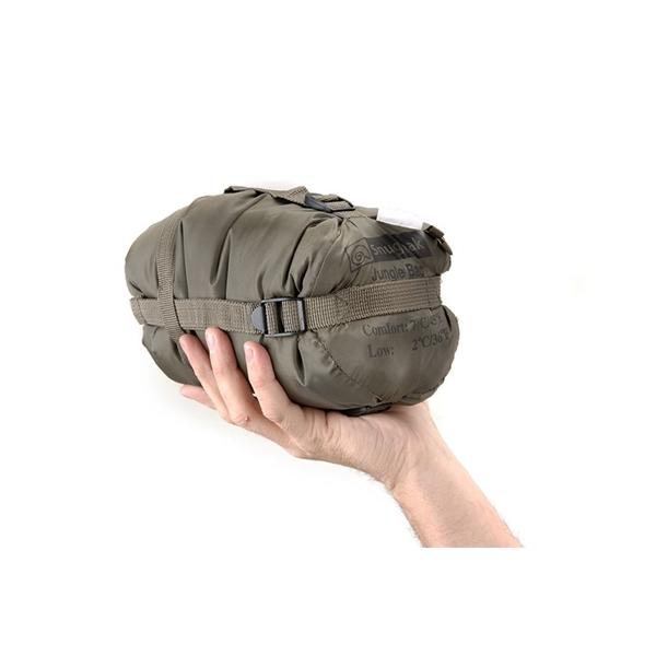 Budgetprodukten: Snugpak Jungle Bag
