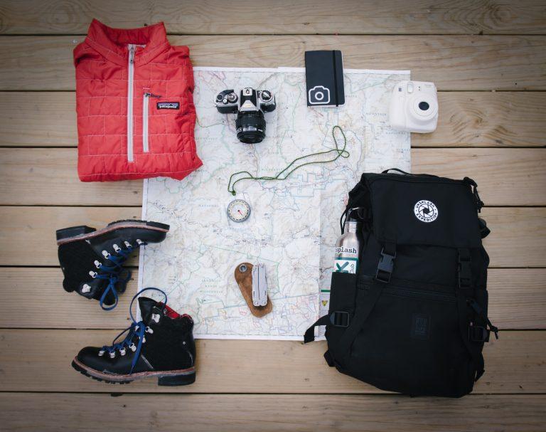Checklista Fjällvandring
