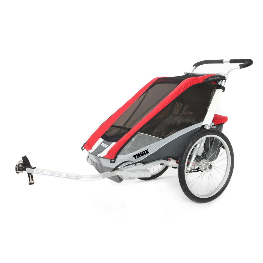 Thule Cougar 1 Cykelvagn