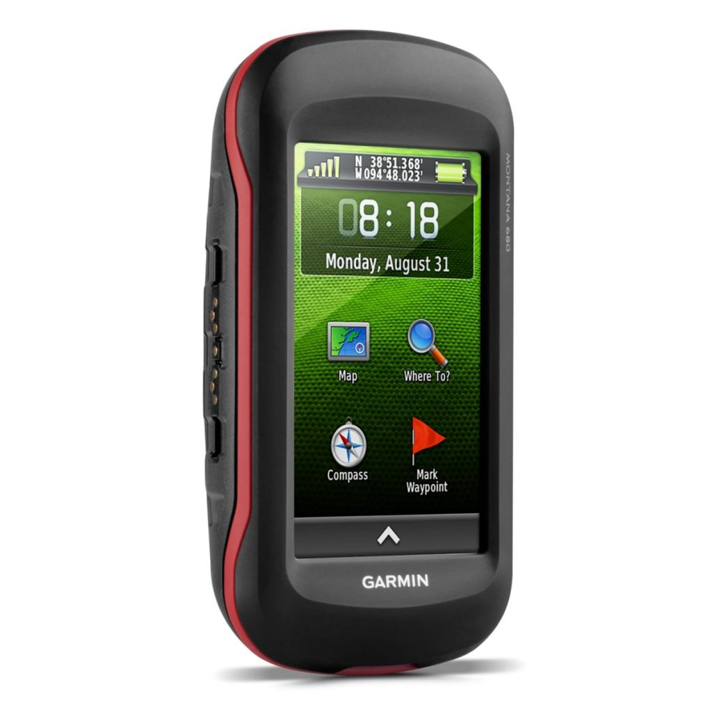 Garmin Montana 680 GPS