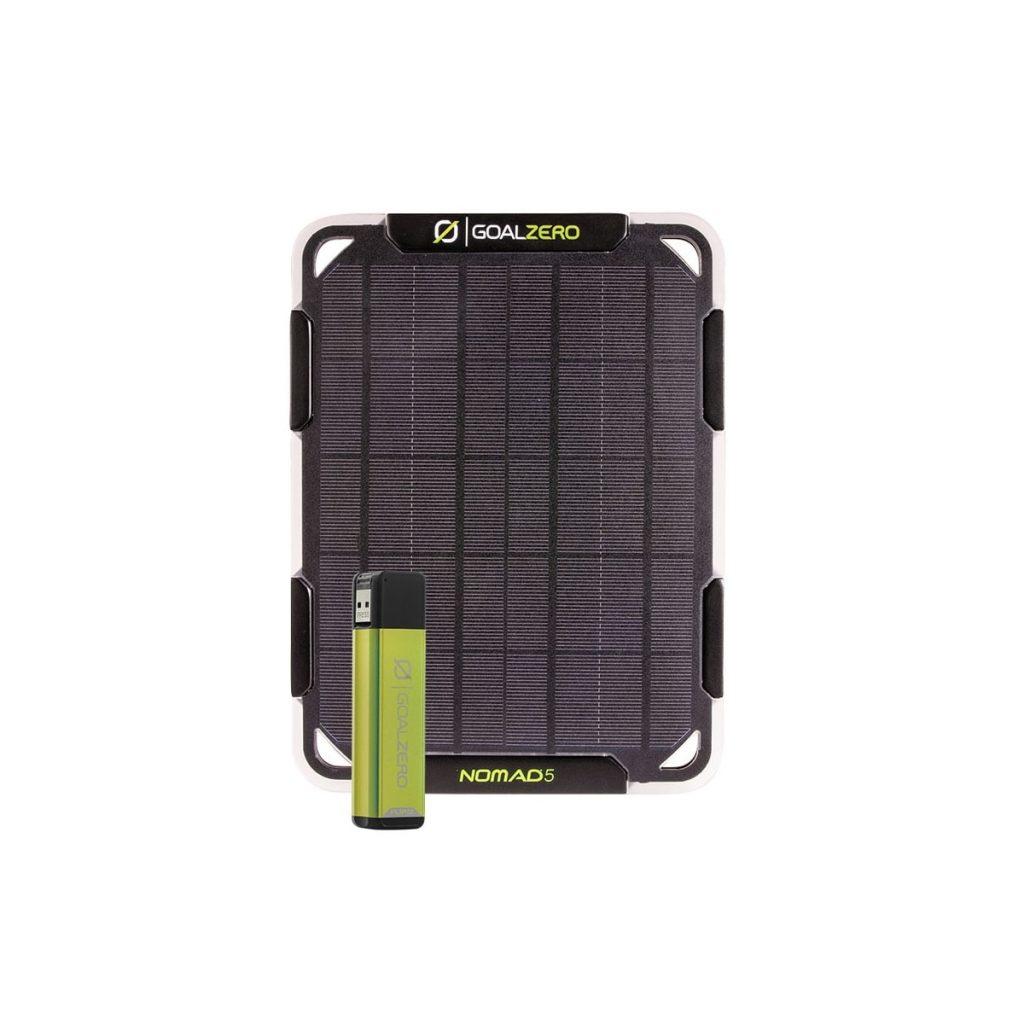 GoalZero Flip 12 Solar Kit