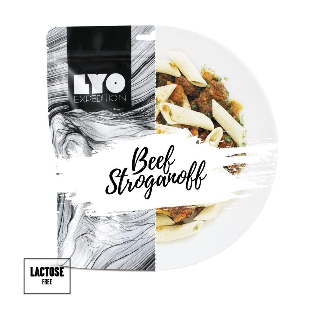 Lyofood Beef Stroganoff 500g