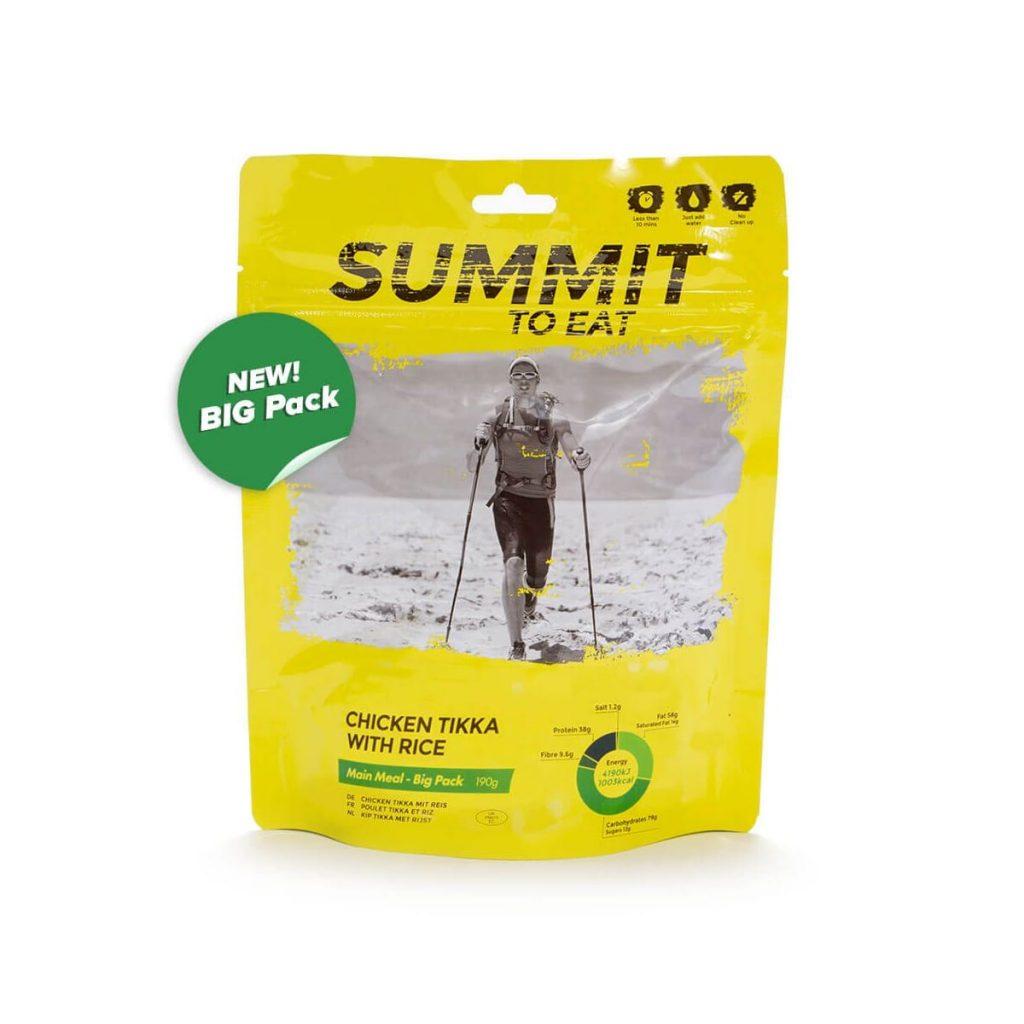 Summit To Eat Dinner Big Chicken Tikka