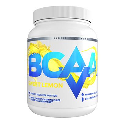Aldrig Vila BCAA, 500 g, Sweet Lemo