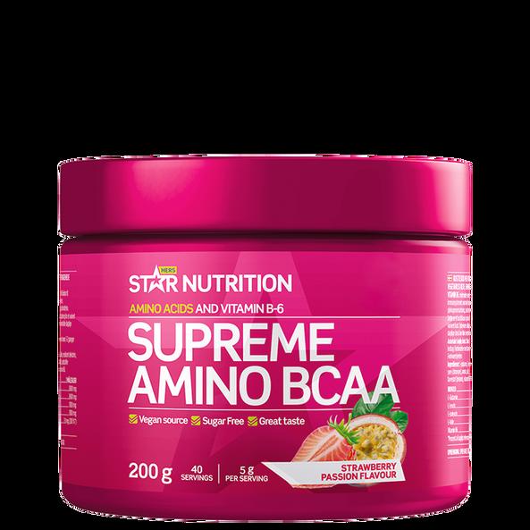 Star Nutrition Supreme Amino BCAA, 200g