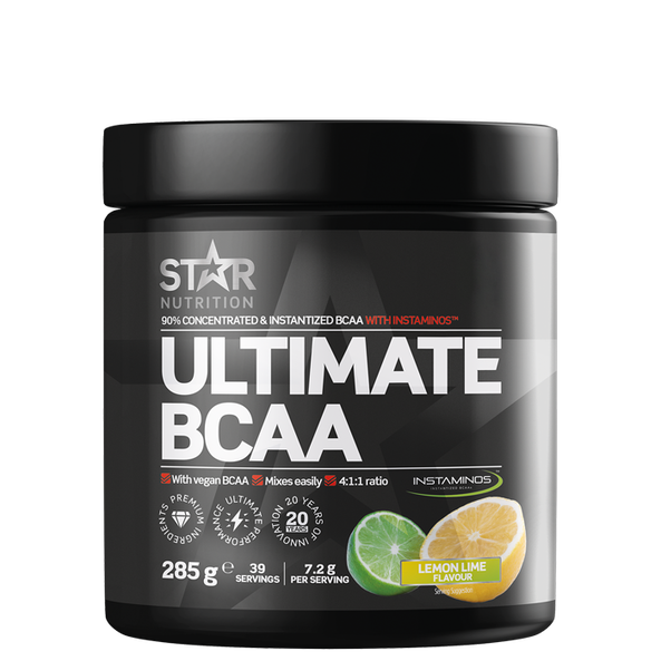 Star Nutrition Ultimate BCAA, 285 g