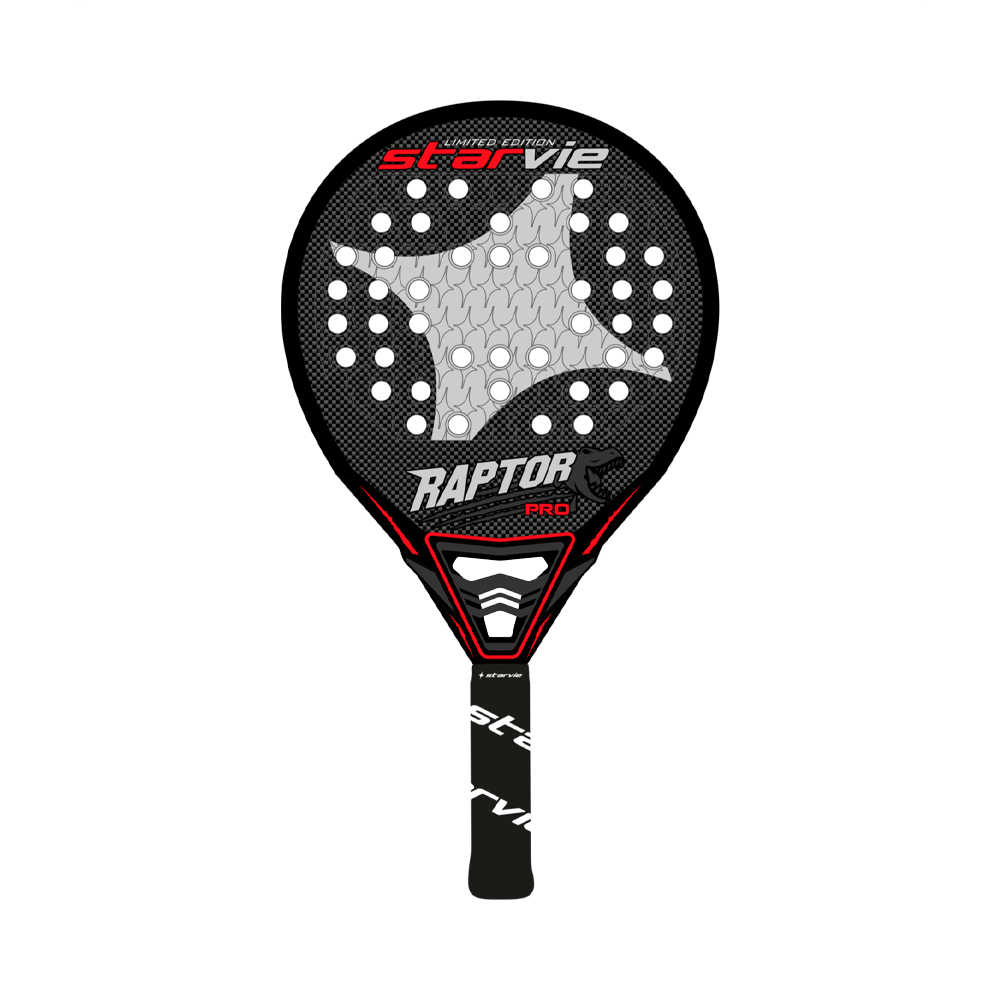🏵️ Specialaren: Starvie Raptor Pro Limited Edition Black