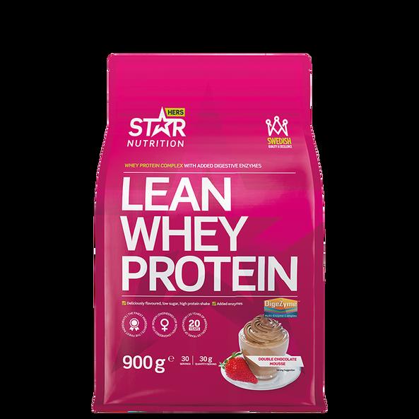 Lean Whey Protein, 900 g Star Nutrition