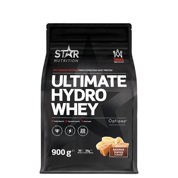 Ultimate Hydro Whey, 900 g Star Nutrition