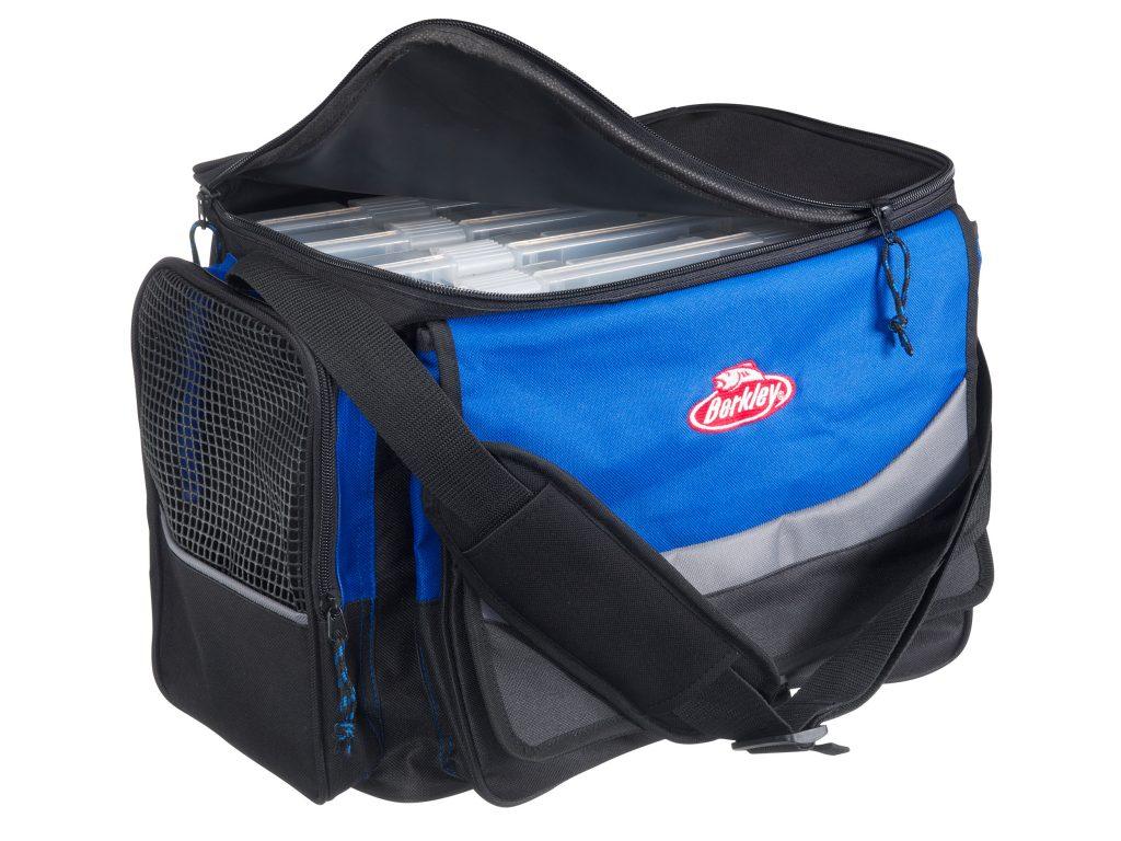Berkley XL väska med betesaskar