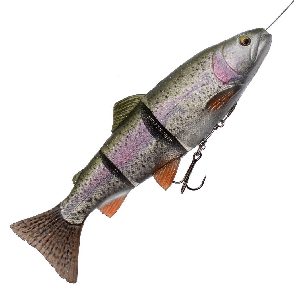 Savage Gear 4D Line Thru Trout 40 cm fiskjigg