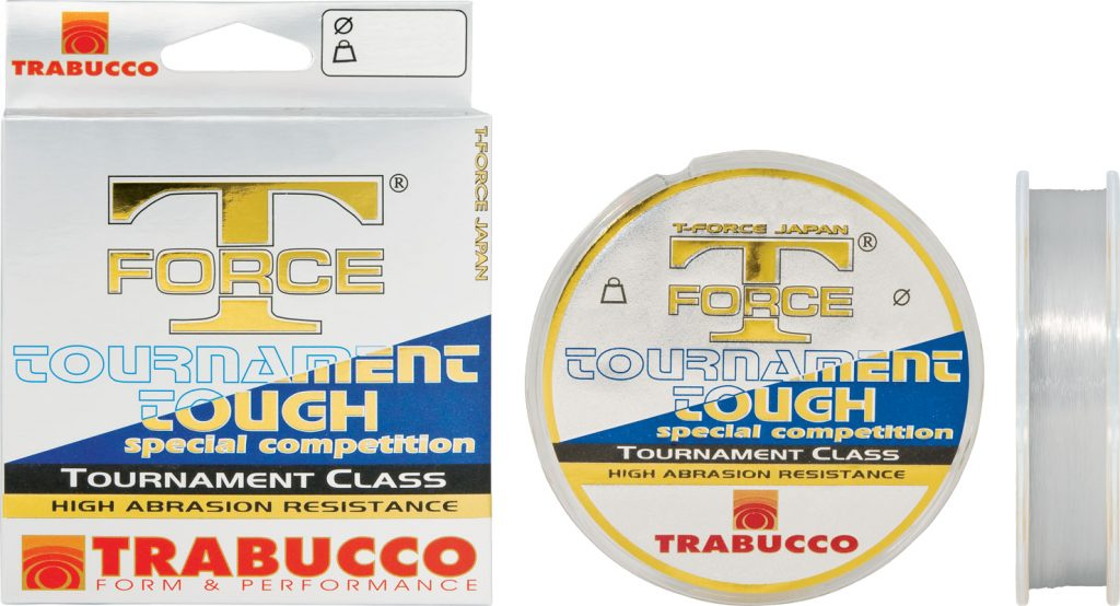 Trabucco Tournament Tough 150 m monofilamentlina